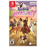 Horse Club Adventures - Nintendo Switch Games and Software