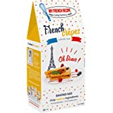 Crepes Mix, Traditional & Authentic French Mix Easy To Prepare Foolproof Cooking Makes 15 Crepes (Crêpes Françaises…
