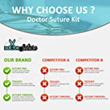 Doctor Suture Kit Presents Complete 35 Pieces