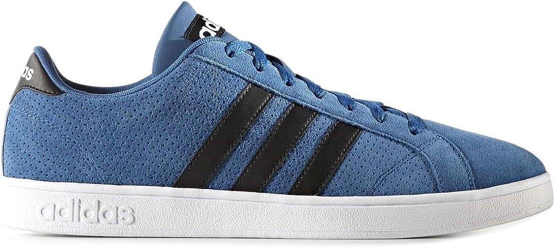 adidas Baseline – Baskets pour Homme, Bleu – (AzubasNegbas