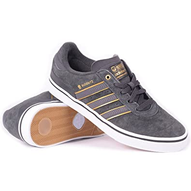 finest selection 801b0 c9946 Adidas Busenitz Vulc Spitfire (Kohlenstoff  Kohlenstoff  gold)  Skate-Schuhe-13