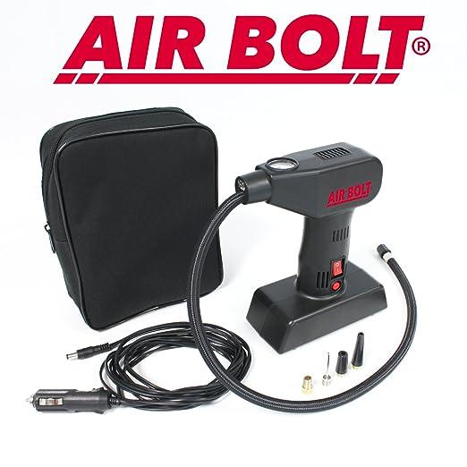 2 opinioni per Aria Bolt–Compressore d' aria compatto–regonflez i Pneumatici di auto, di