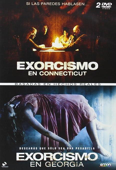 Pack: Exorcismo En Connecticut + Exorcismo En Georgia DVD: Amazon ...