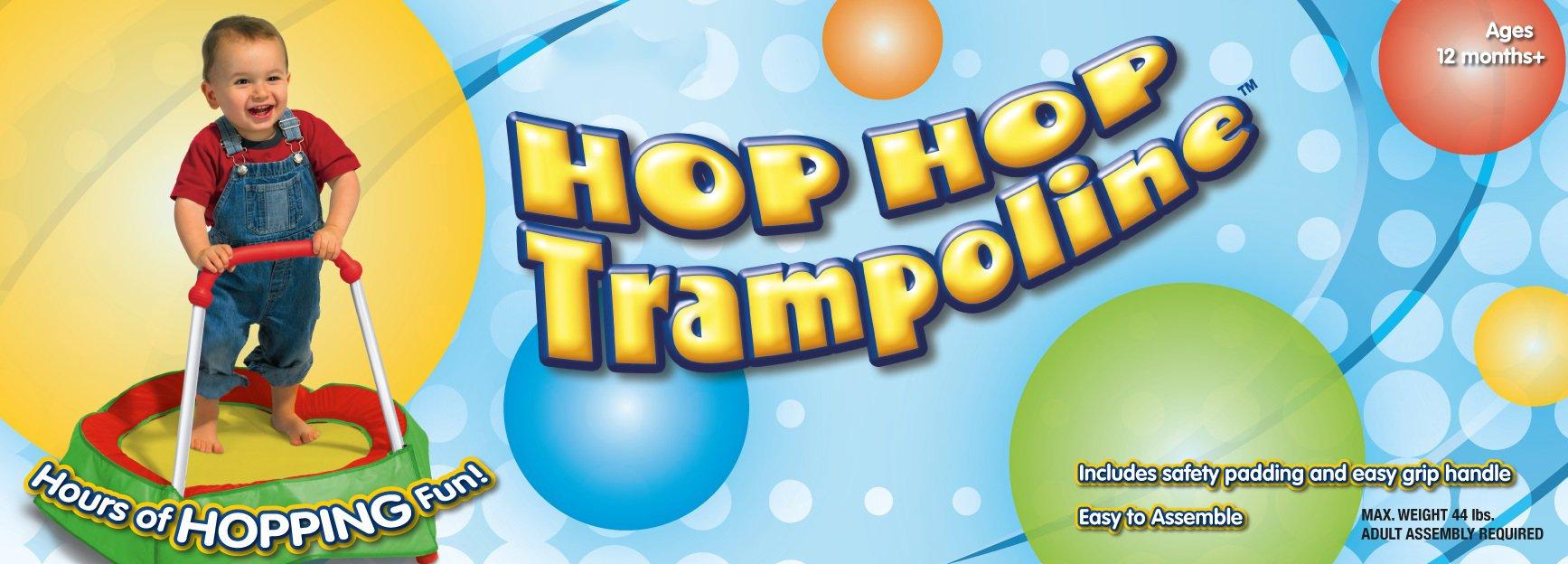 Diggin HopHop Trampoline