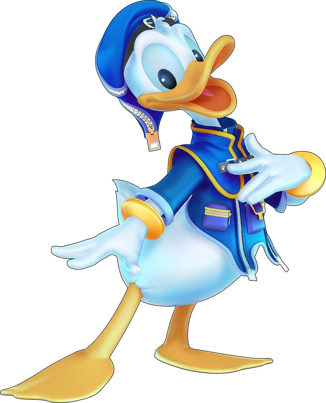 Hauteur 30cm Stickers enfant Disney Donald r/éf 15204