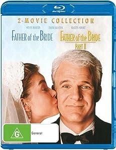 Father of the Bride / Father of the Bride 2 | NON-USA Format | Region B Import - Australia