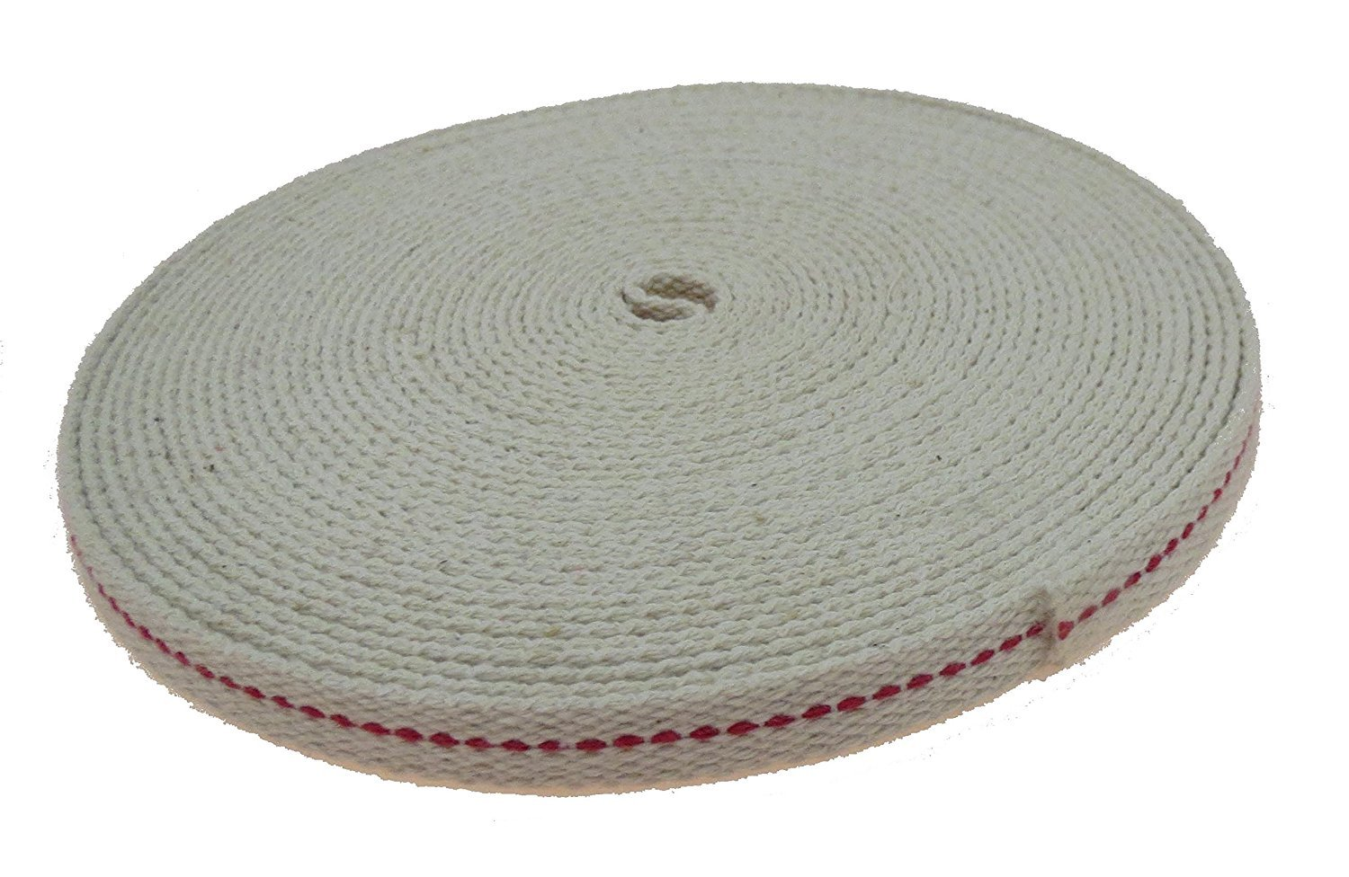 Dietz Replacement Wick Roll 1/2'' 33' Red Stripe