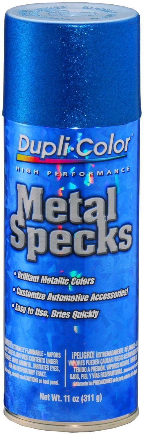 Dupli-Color MS400 Ocean Blue Metal Specks - 11 oz. … (6 PACK)