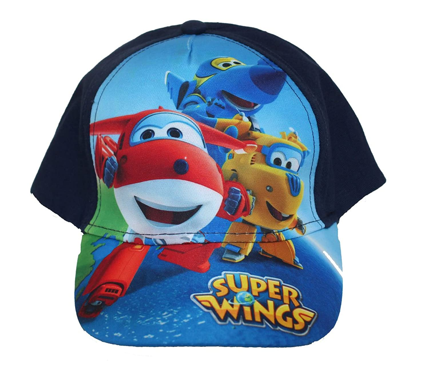 0b614d6fc8310 Super Wings Gorro - para niño 80% OFF - www.androidlife.es