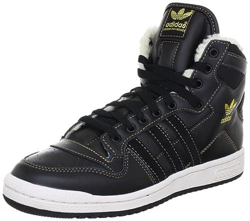 best website c9c71 ff650 adidas Originals DECADE OG MID - Zapatillas de cuero hombre, color negro,  talla 48 23 Amazon.es Zapatos y complementos