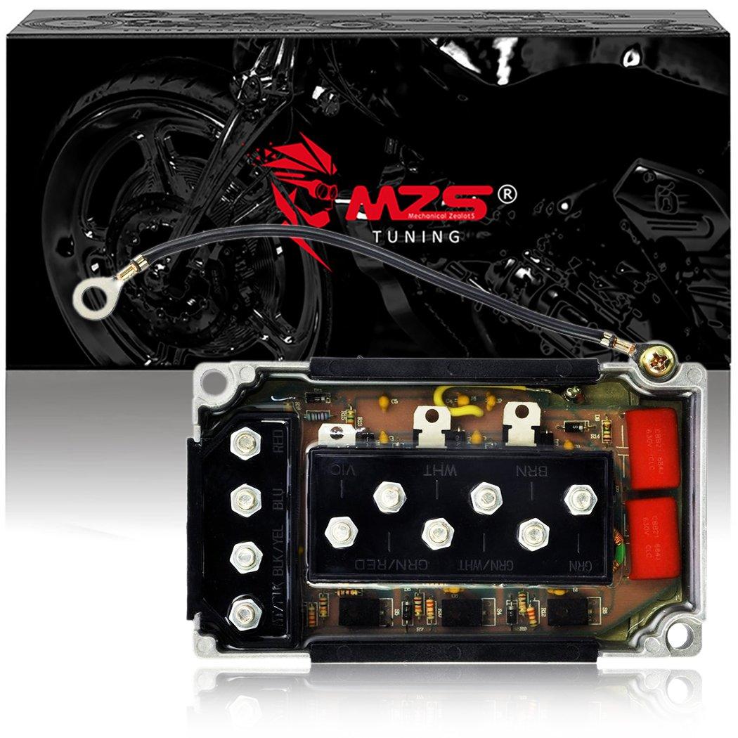 DB Electrical  GFD6006 Generator Regulator For 14  2 Volt Two Unit 8040-6173 1118381  1118779  1118977  1118987  1118993  1118997  1118999  1119576  D646  121577C1