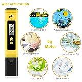 Digital PH Meter, Water Quality Tester 0.01 High