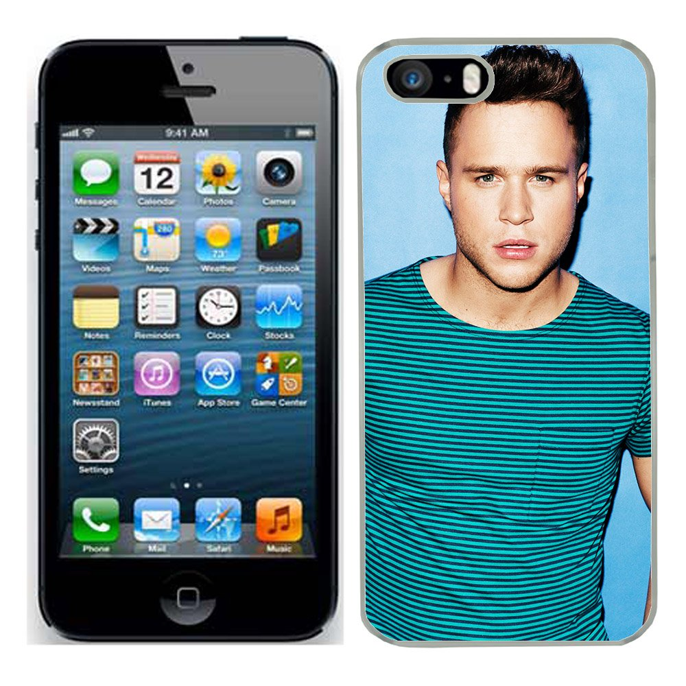 Olly Murs cover rigida per iphone 5S cover rigida (2) per apple per 5 s