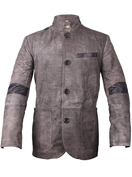 Amazon.com: FactoryExtreme – Charcilette gris full-sleeved ...