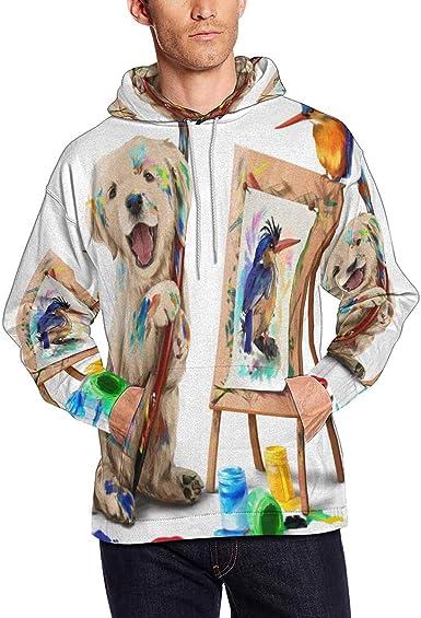 Mens Pullover Hood Donut Corgi Zip Hoodies Hooded Fashion Jackets Coats