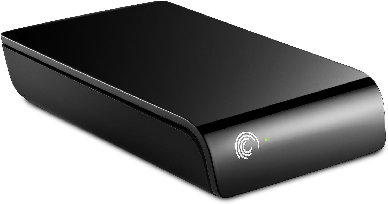 SEAGATE Expansion 3 TB USB 2.0 Desktop External Hard Drive STAY3000100 Black