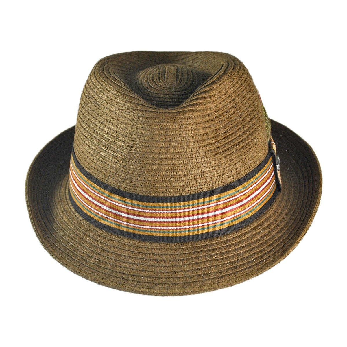 fef4f077 Amazon.com: Jaxon Ridley C-Crown Fedora: Clothing