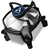 ARCTIC Intel Core i3/i5/i7 Socket 1156/1155/1151/1150/775 4-Pin Connector CPU Cooler With Aluminum Heatsink & 3.62-Inch Fan With TronStore Thermal Paste For Desktop PC Computer (TS79)