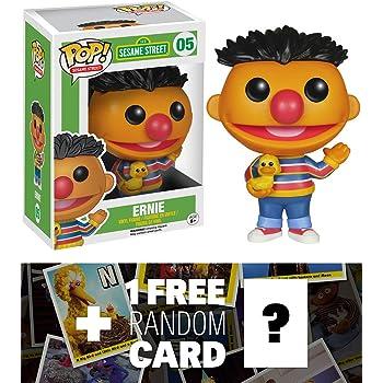 Amazon Com Funko Pop Tv Sesame Street Super Grover