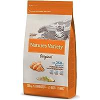 Nature's Variety Original - Pienso para gatos esterilizados con salmón sin espinas 1,25 Kg
