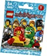 LEGO 8805 Minifigures Series 5 (One Random Minifigure)