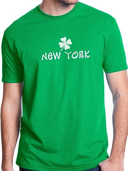 673706916 Amazon.com: EBOLLO Mens New York Irish T Shirt St Patricks Day Shirt  Shamrock Shirt: Clothing