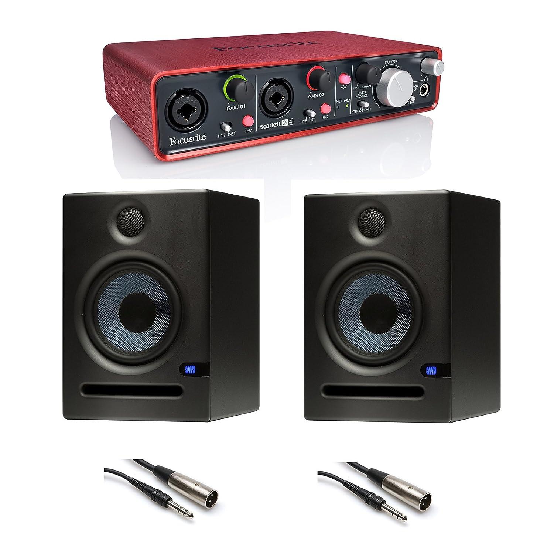 Amazon.com: Focusrite Scarlett 2i4 Interfaz de audio USB con ...