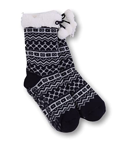 Amazon Pembrook Knit Slipper Socks Soft And Warm Faux