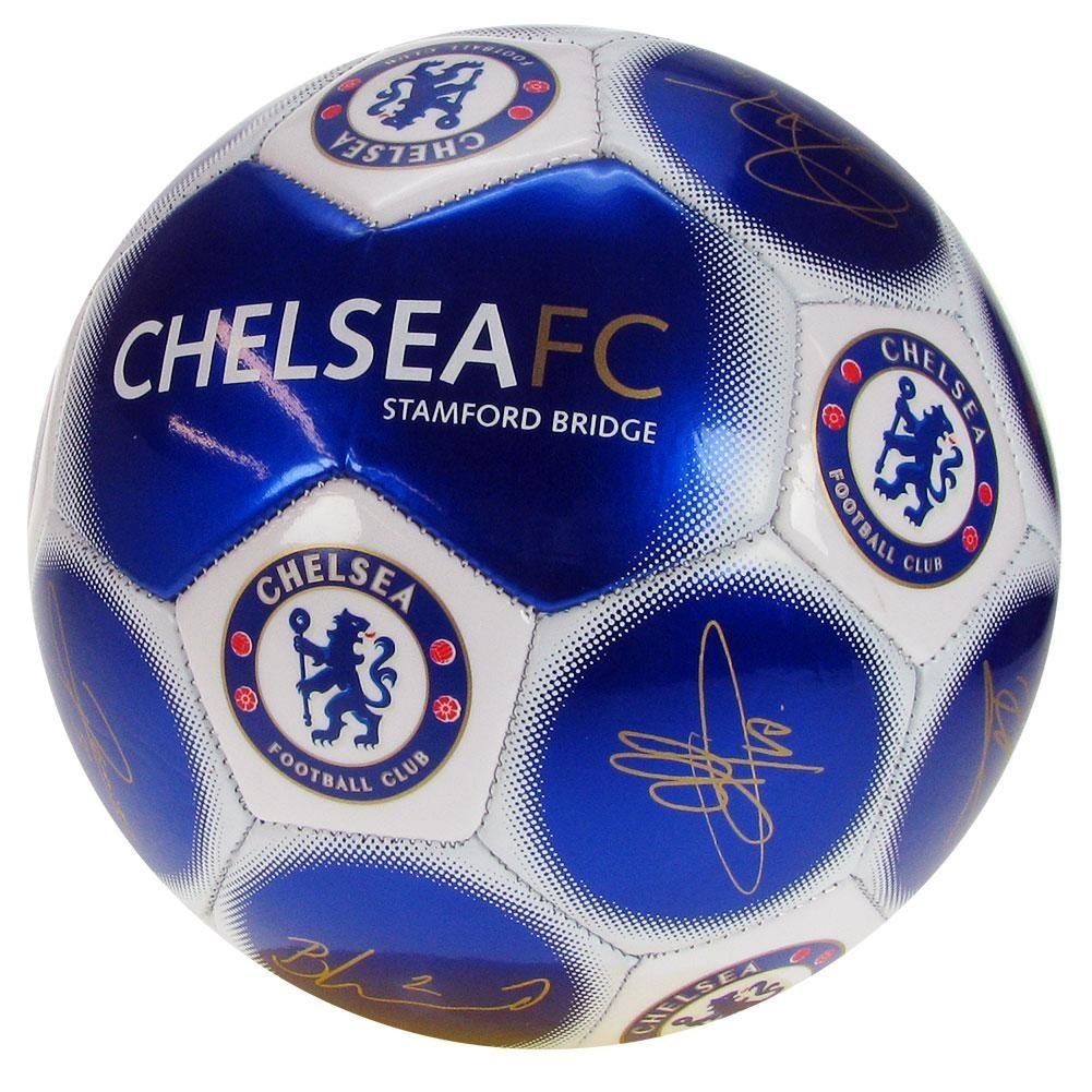 Chelsea F.C. Size 5 Football 5037970002647