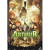 Arthur y los Minimoys [DVD]
