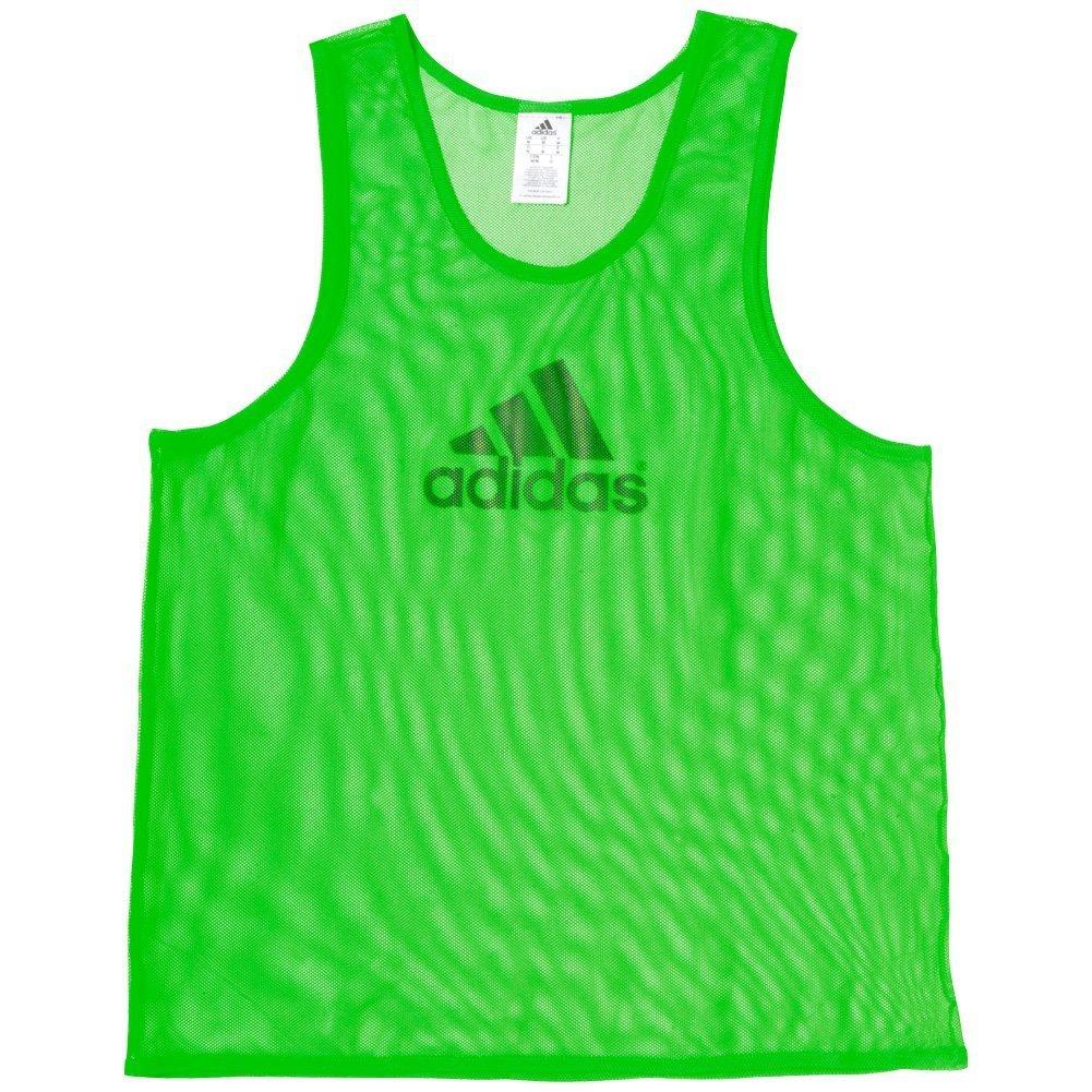 アディダス 大人用サッカートレーニングビブ B00H5XV1VW X-Large|鮮やかな グリーン 鮮やかな グリーン X-Large