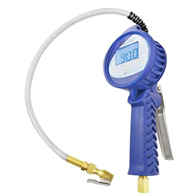 "Astro Pneumatic Tool 3018 3.5"" Digital Tire Inflator with Hose: Home Improvement"