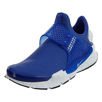 sports shoes fde9b 3b8c1 Amazon.com   Nike Womens Sock Dart PRM Running Trainers 881186 Sneakers  Shoes (UK 4.5 US 7 EU 38, Paramount Blue White Black 400)   Road Running