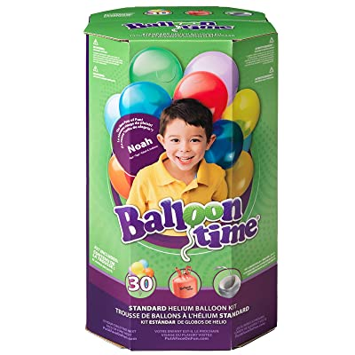 Standard Helium Balloon Kit: Toys & Games