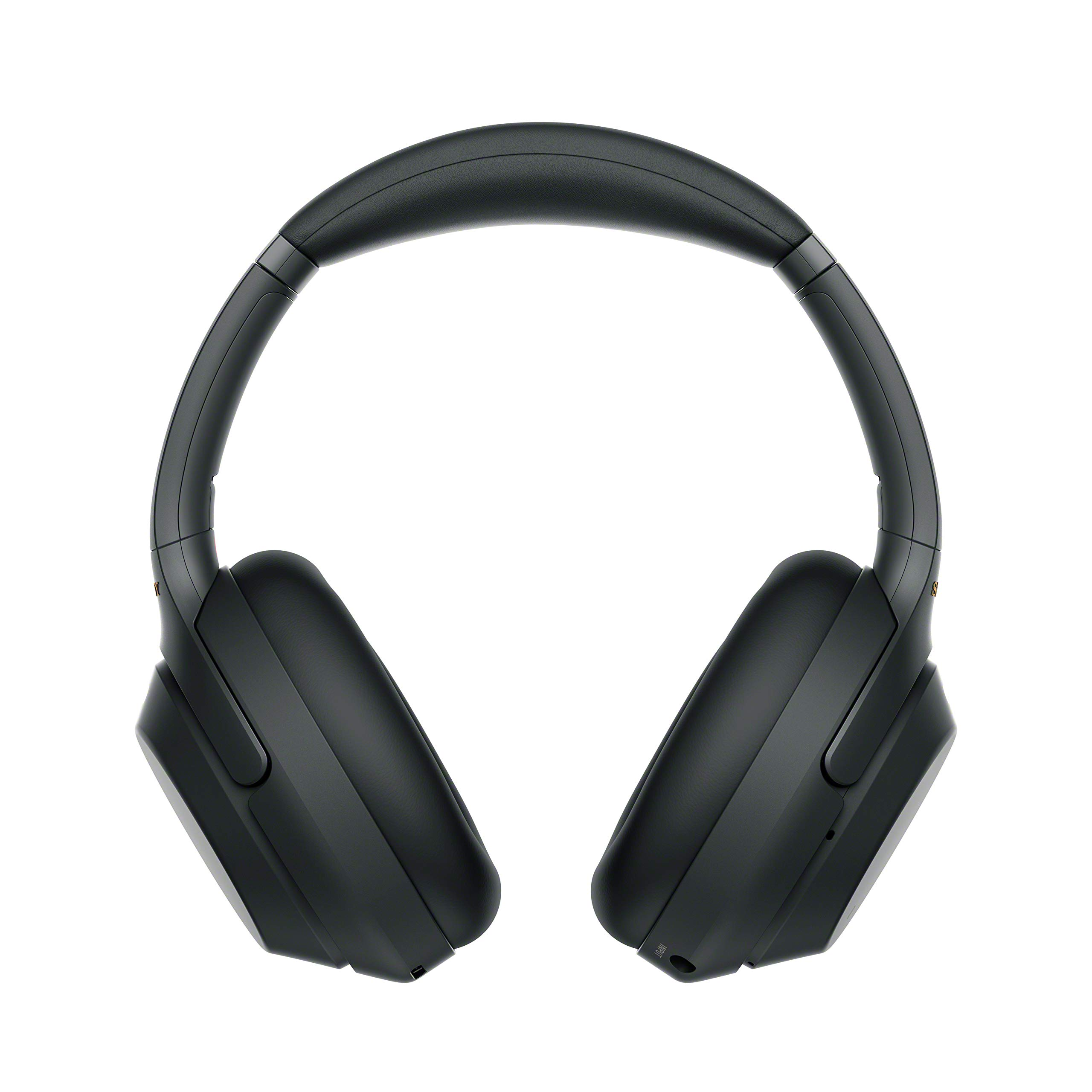 Sony WH1000XM3 Bluetooth Wireless Noise Canceling Headphones, Black WH-1000XM3/B (Renewed) by Sony (Image #2)