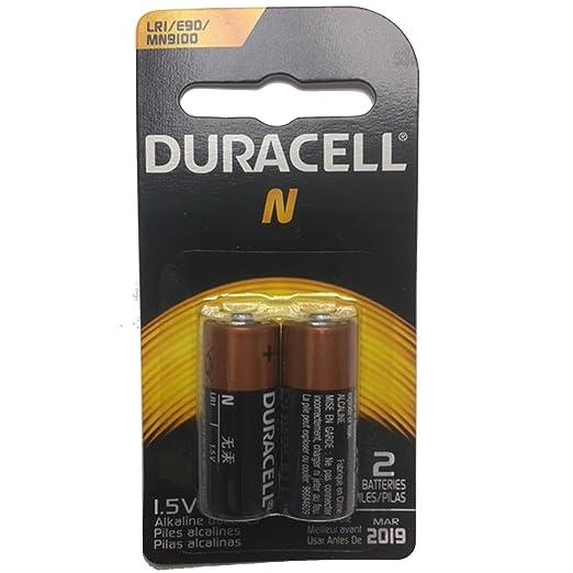 Duracell Mn9100 E90 Lr1 Medizinische Batterie 1 5 V Karte 2 Gr N Gewerbe Industrie Wissenschaft