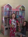Nice dollhouse but lots of work