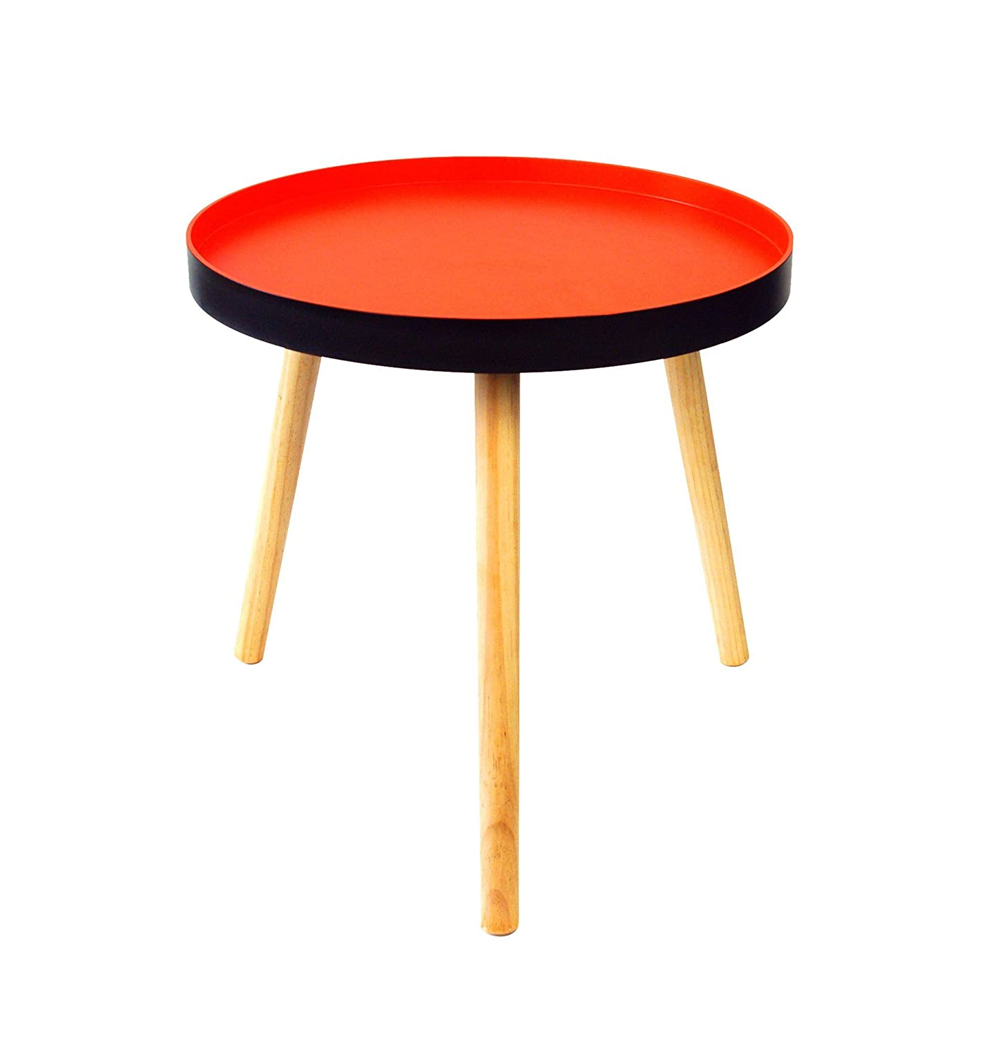 Fine Side Plant Coffee Table Tray Table Bedside Table Fyt2002 Black Orange Gamerscity Chair Design For Home Gamerscityorg