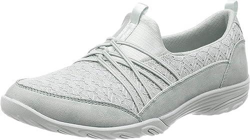 su Precipicio Chelín  Skechers Women 23120 Slip On Trainers: Amazon.co.uk: Shoes & Bags