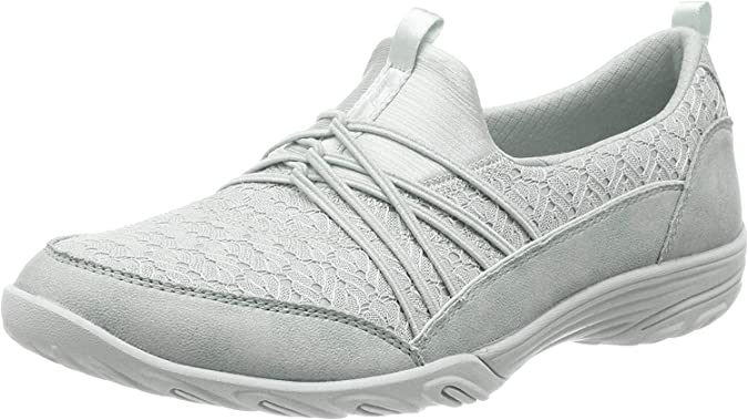 Skechers Empress-Wide-Awake, Zapatillas sin Cordones para Mujer: Amazon.es: Zapatos y complementos