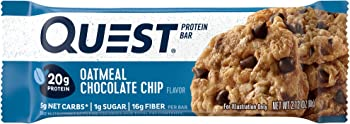24-Count Quest Nutrition Protein Bar 2.1 Oz. Bar