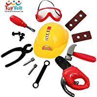 Kids Tool Toy Set, Educational Pretend Play Toys, For Boys And Girls, W 14 Construction Accessories, Best Gift For Your Children Ages 3,4,5,6,-10 Years Old