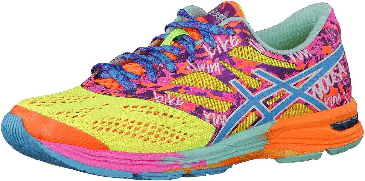 ASICS Gel-Noosa Tri 10 - Zapatillas de Running para Mujer (T580N), Color Azul, Talla 35.5 EU: Amazon.es: Zapatos y complementos