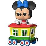 Funko Pop! Disney: Casey Jr. Circus Train Ride - Minnie in Caboose Car Vinyl Figura, Exclusivo de Amazon, 50949