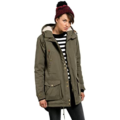 Women's On Parka By Walk Volcom DWY9IHE2
