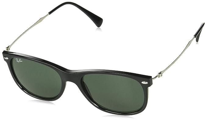 afba717ad1 Amazon.com  Ray-Ban 0rb4318 Square Sunglasses