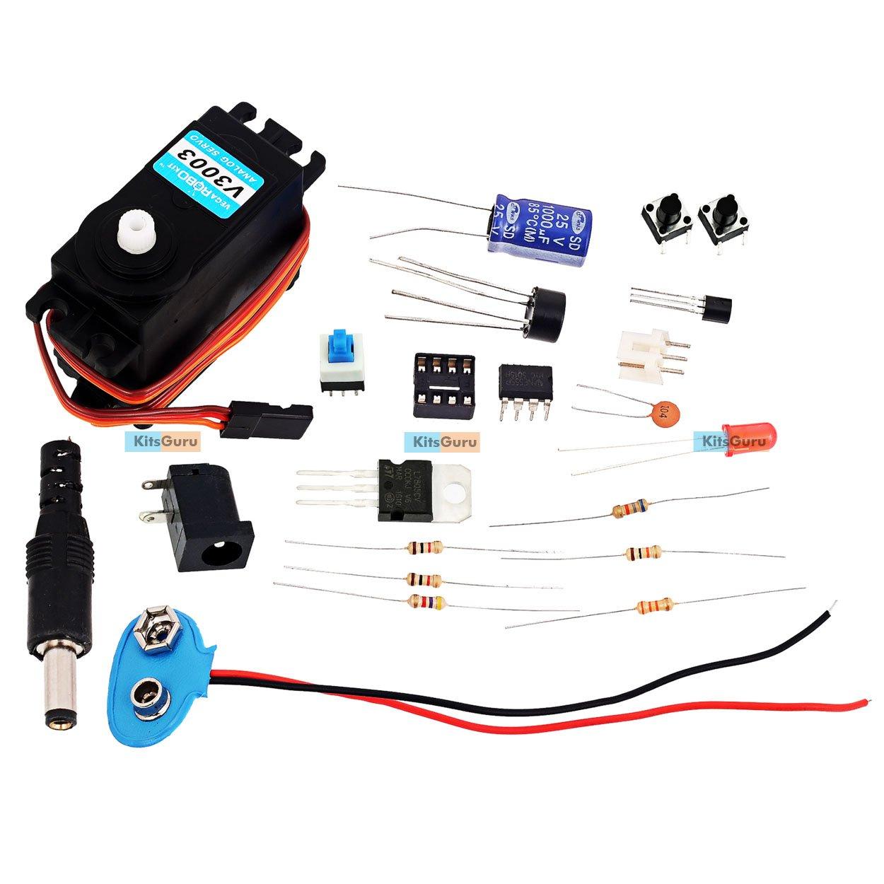 Beautiful Diy Servo Tester Inspiration - Electrical Diagram Ideas ...