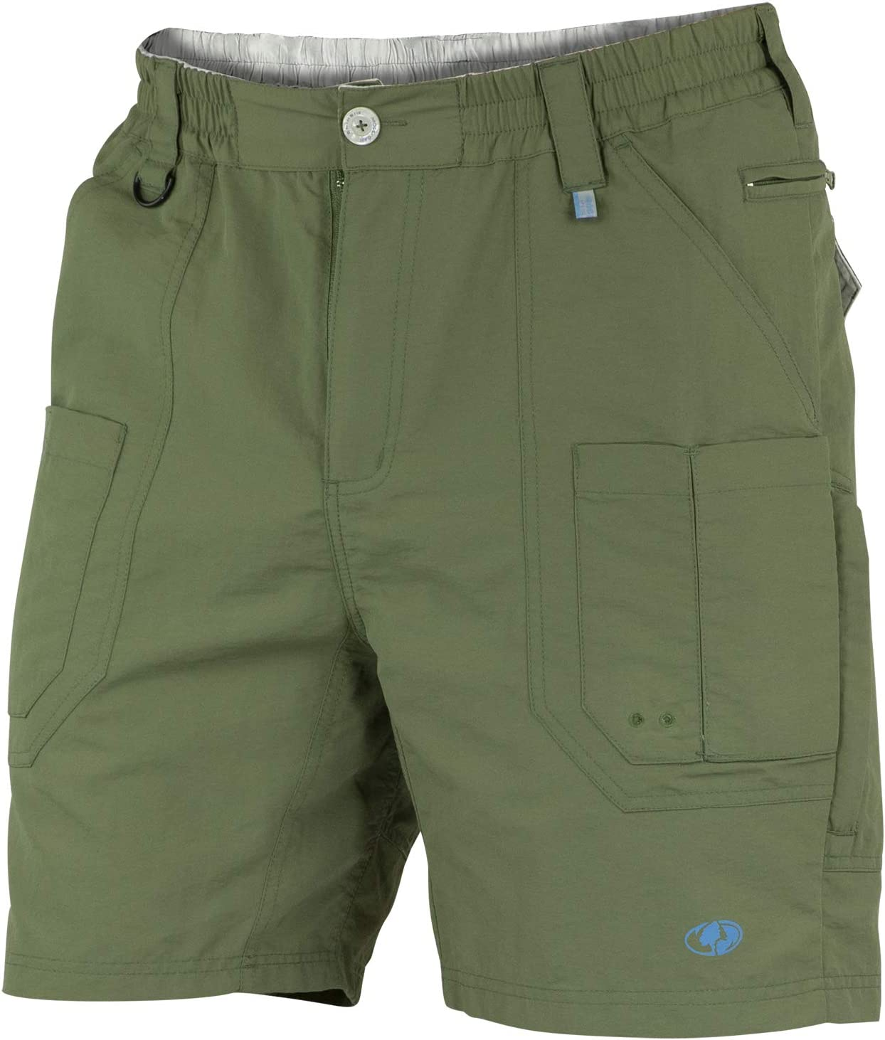 Mossy Oak XTR Mens Fishing Shorts Quick Dry /& Wicking Shorts