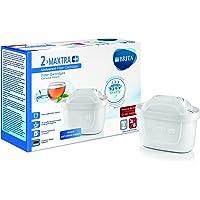 BRITA Filtres pour Carafe filtrante Maxtra+, Plastique/Charbon/résines
