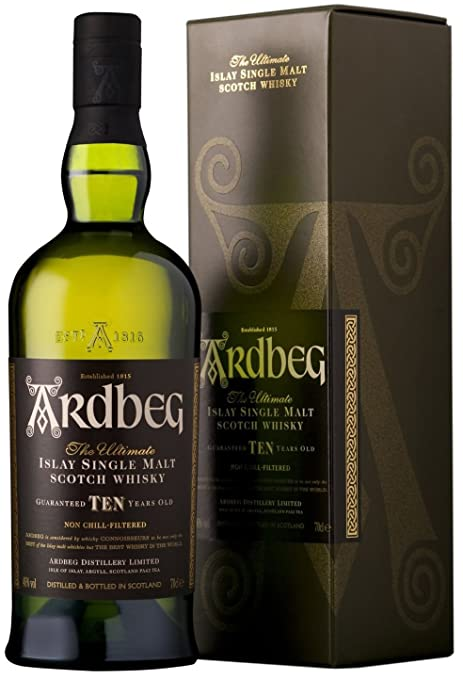 14 opinioni per Ardbeg 10 A. 46° 8511071 Whisky, Cl 70 Ast.